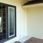 Longford - Finished porch corner